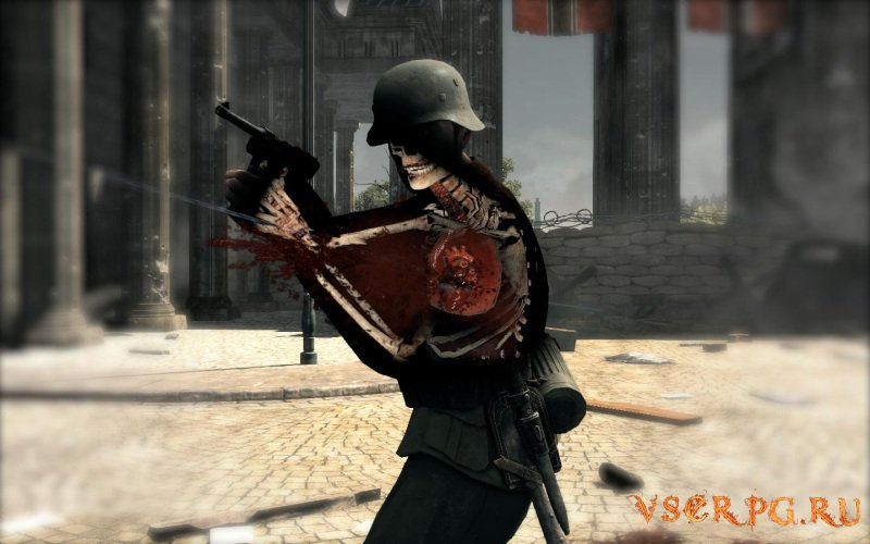 Sniper Elite V2 screen 2