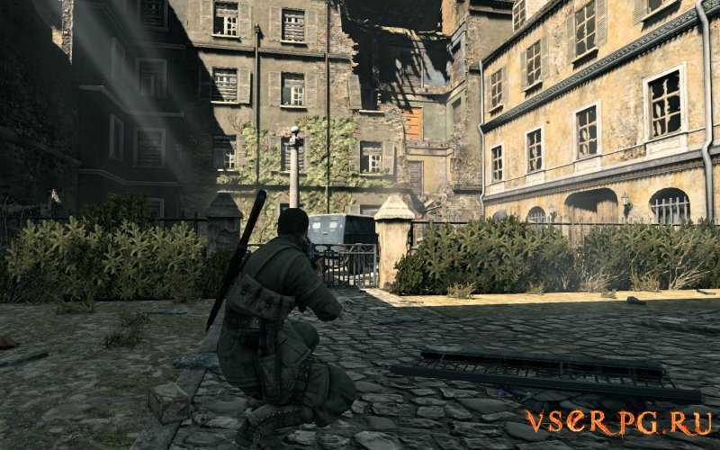 Sniper Elite V2 screen 1