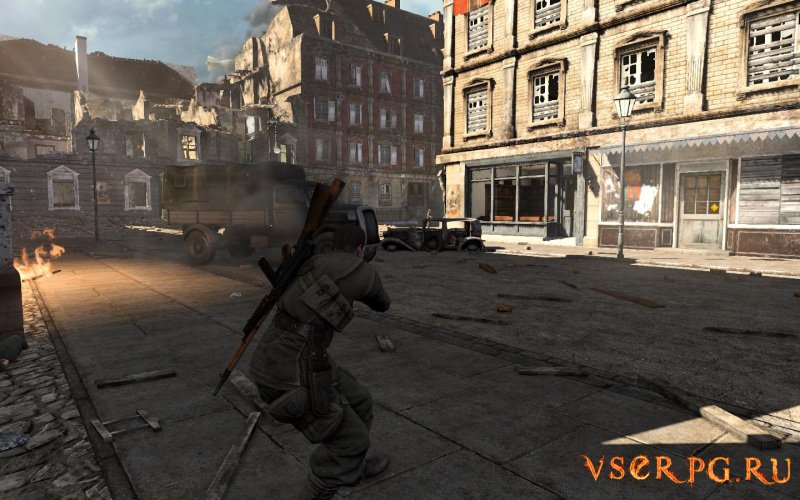 Sniper Elite V2 screen 3