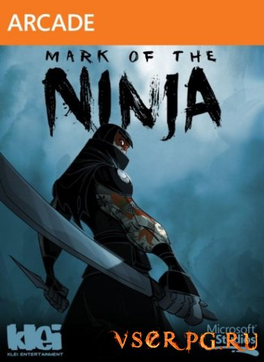 Постер игры Mark of the Ninja