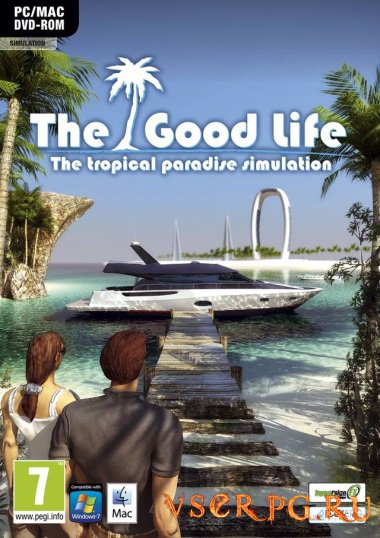 Постер игры The Good Life