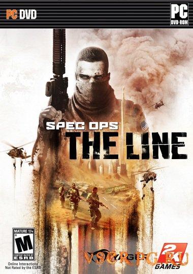 Постер игры Spec Ops The Line