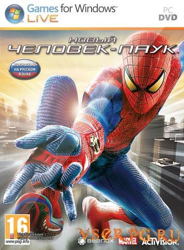 Постер игры Новый Человек-паук 1