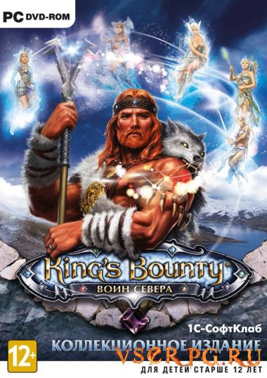 Постер Kings Bounty Воин Севера