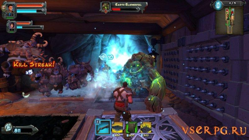 Orcs Must Die 2 screen 2