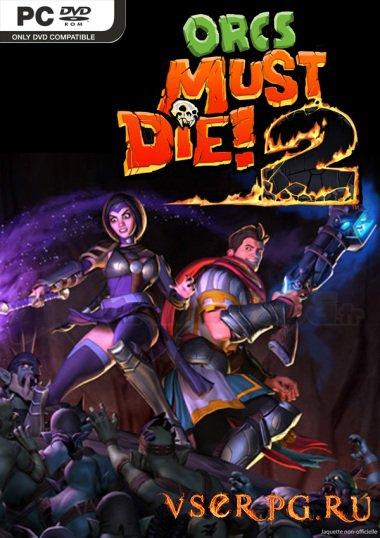 Постер игры Orcs Must Die 2