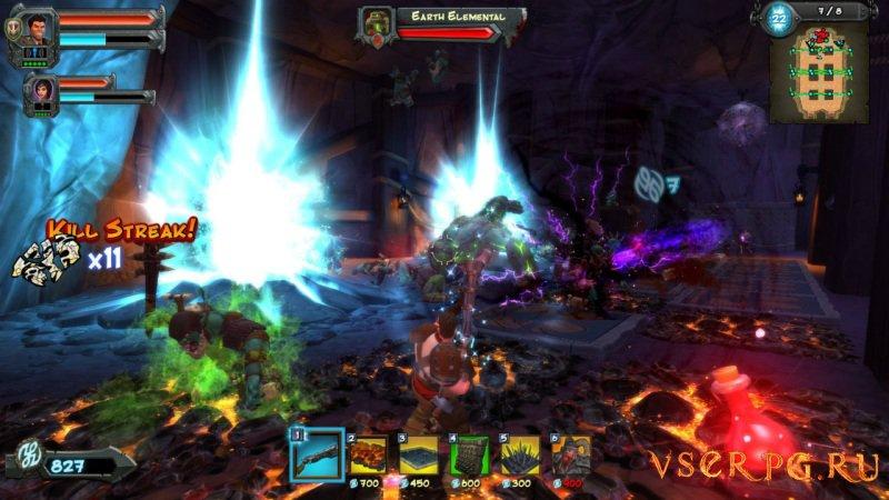 Orcs Must Die 2 screen 1