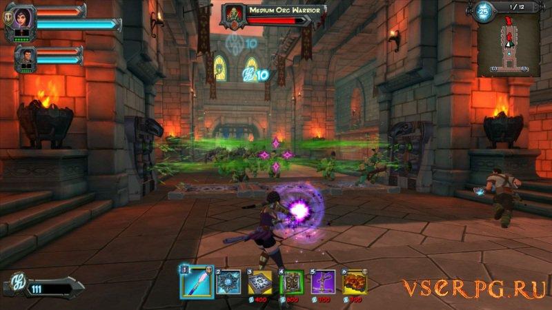 Orcs Must Die 2 screen 3