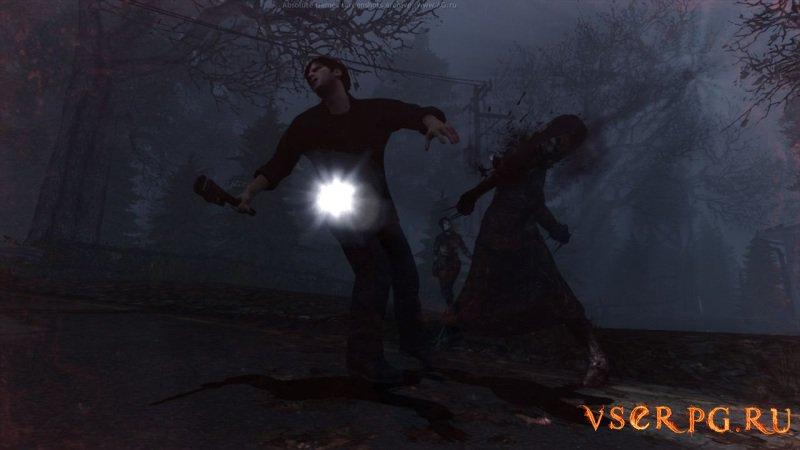 Silent Hill Downpour screen 1