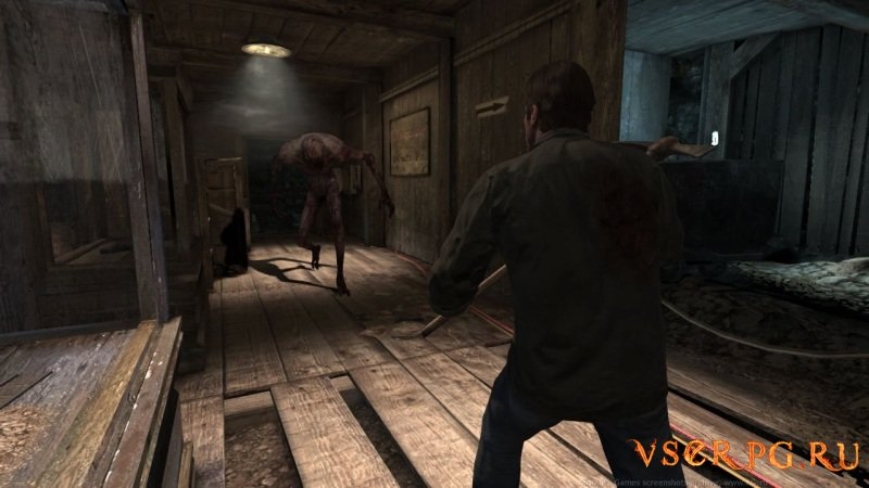 Silent Hill Downpour screen 2
