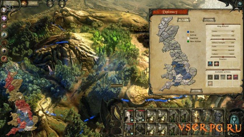 King Arthur 2 screen 1