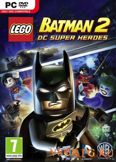 Постер игры LEGO Batman 2