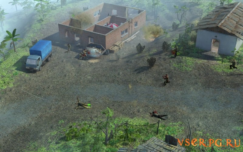 Jagged Alliance: Back in Action screen 1