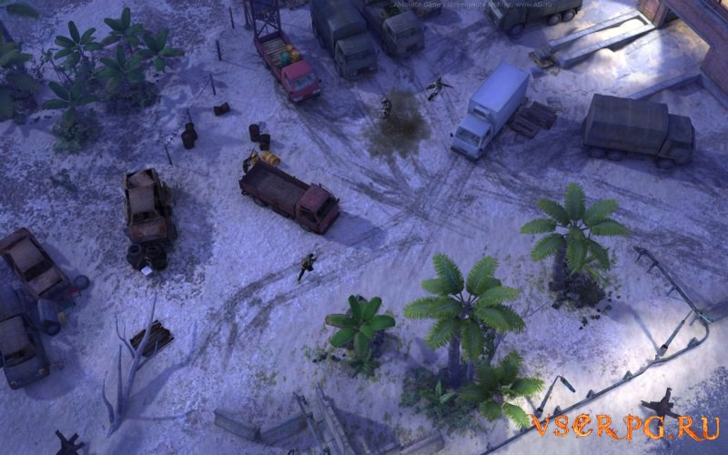 Jagged Alliance: Back in Action screen 2