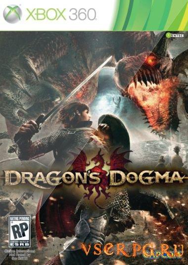 Постер игры Dragons Dogma