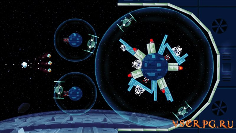 Angry Birds Star Wars screen 2