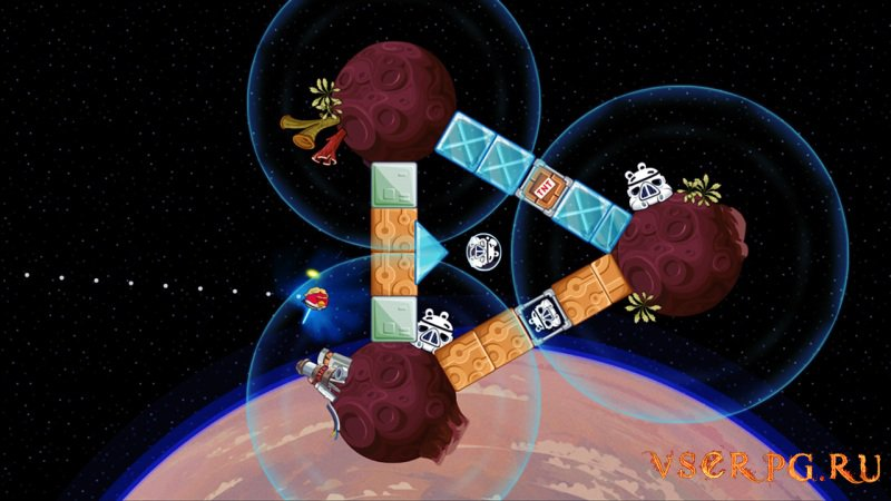 Angry Birds Star Wars screen 1