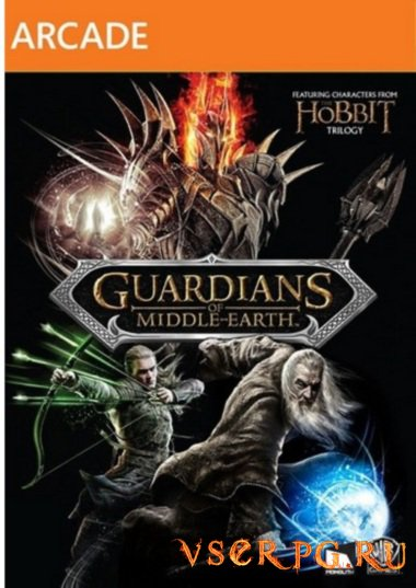 Постер игры Guardians of Middle Earth