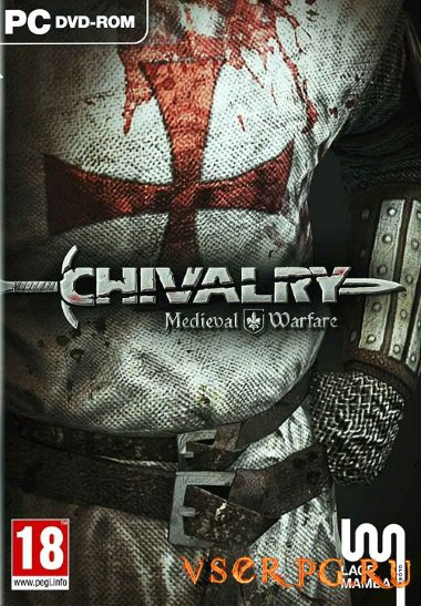 Постер игры Chivalry Medieval Warfare