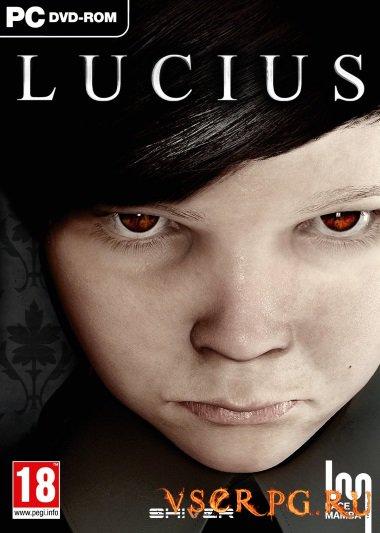 Постер игры Lucius