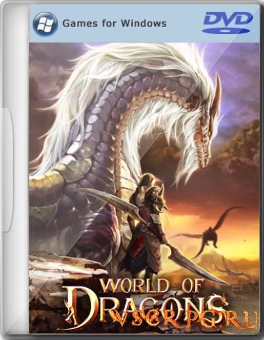 Постер игры World of Dragons