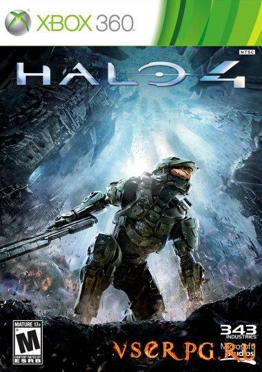Постер игры Halo 4