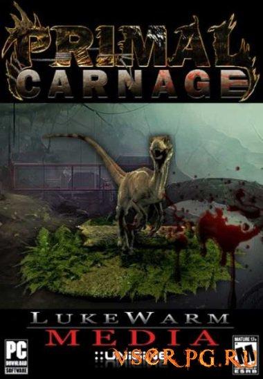 Постер игры Primal Carnage