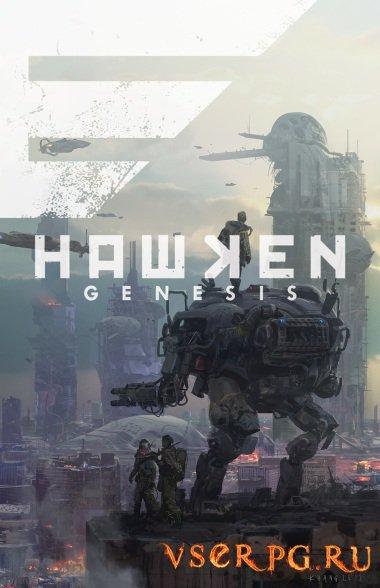 Постер игры Hawken
