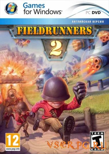 Постер игры Fieldrunners 2