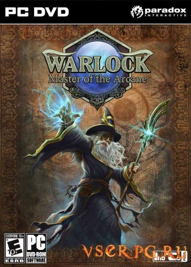 Постер игры Warlock: Master of the Arcane