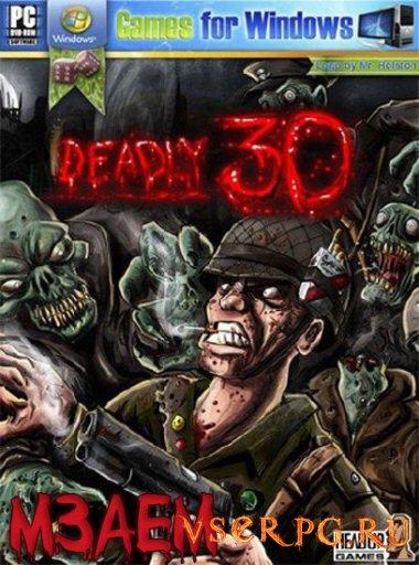 Постер игры Deadly 30