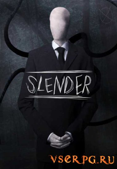 Постер игры Slender: The Eight Pages