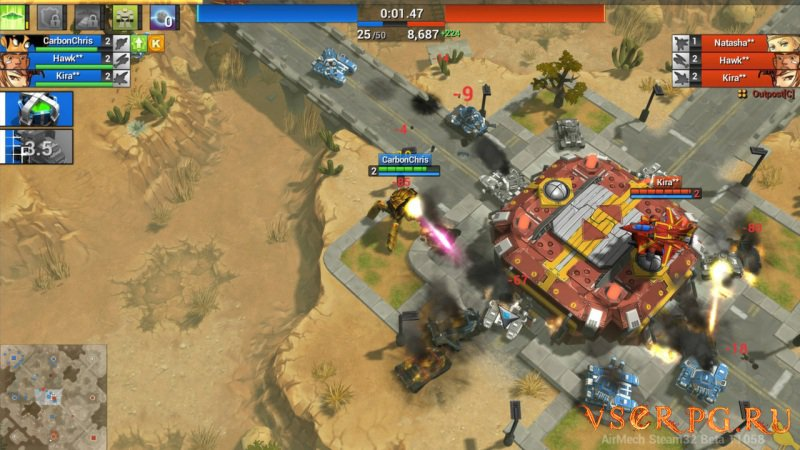 AirMech screen 2