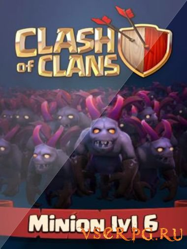 Постер игры Clash of Clans [iOS iPhone]