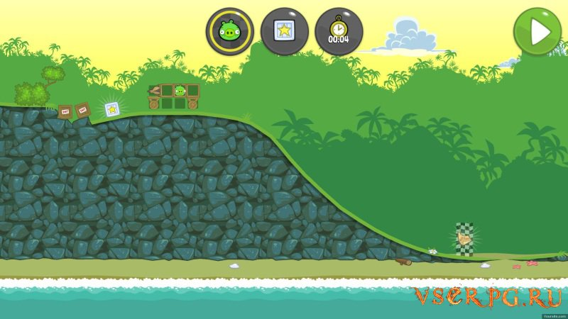 Bad Piggies screen 2