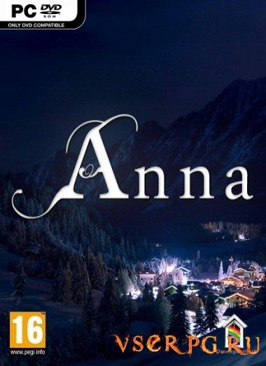 Постер игры Anna