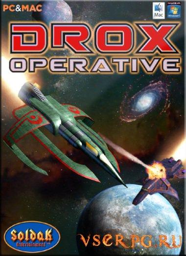 Постер игры Drox Operative