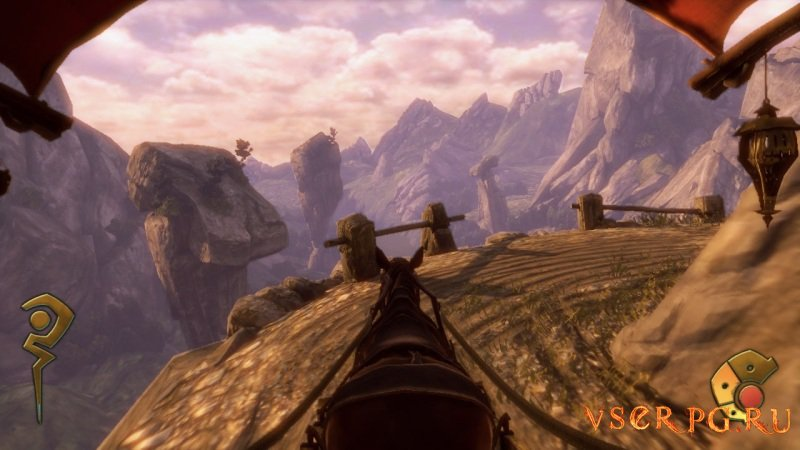 Fable The Journey screen 1