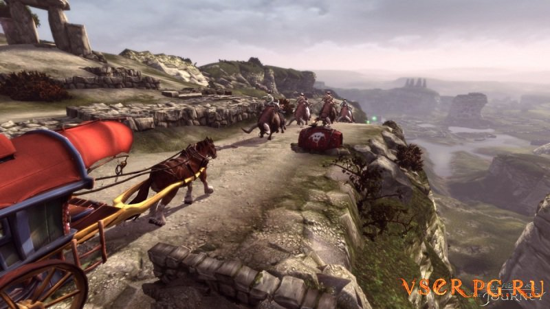 Fable The Journey screen 2
