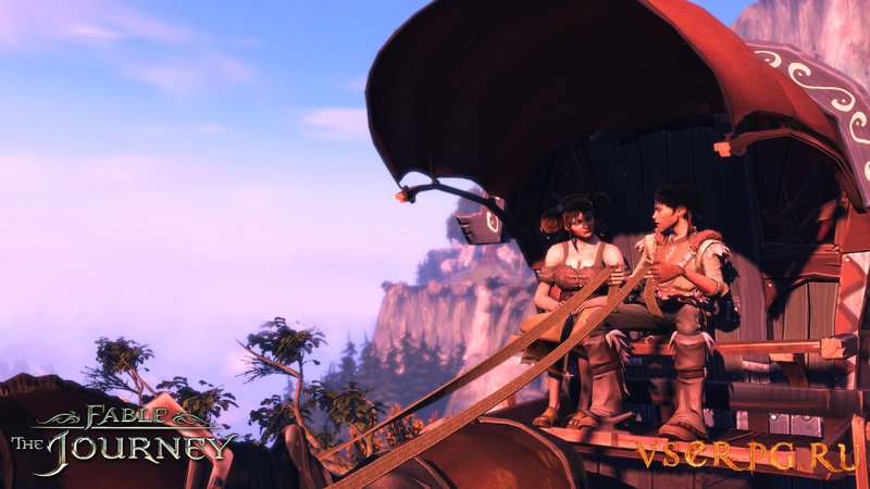 Fable The Journey screen 3