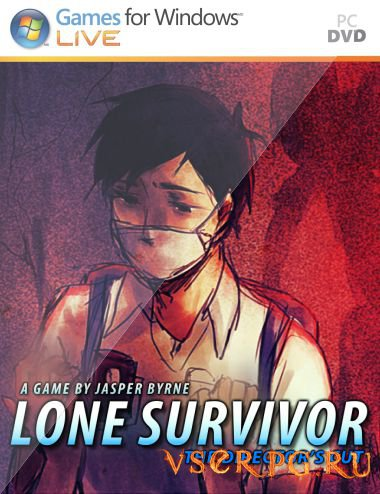 Постер игры Lone Survivor