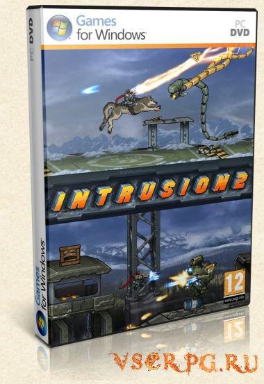 Постер игры Intrusion 2