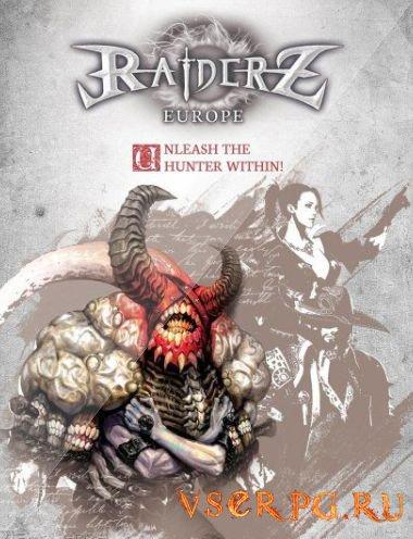 Постер игры Raiderz