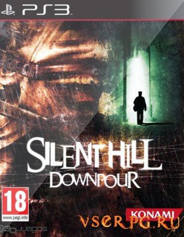 Постер игры Silent Hill Downpour