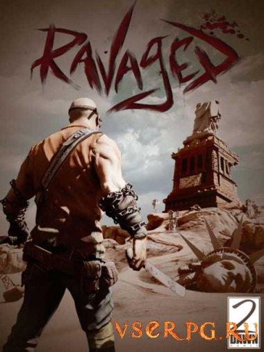 Постер игры Ravaged