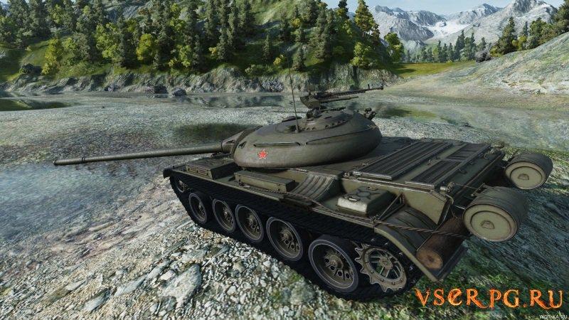 World of Tanks 0.9.7 screen 1