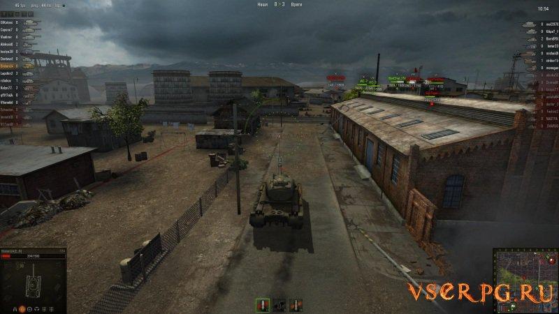 World of Tanks 0.9.7 screen 2