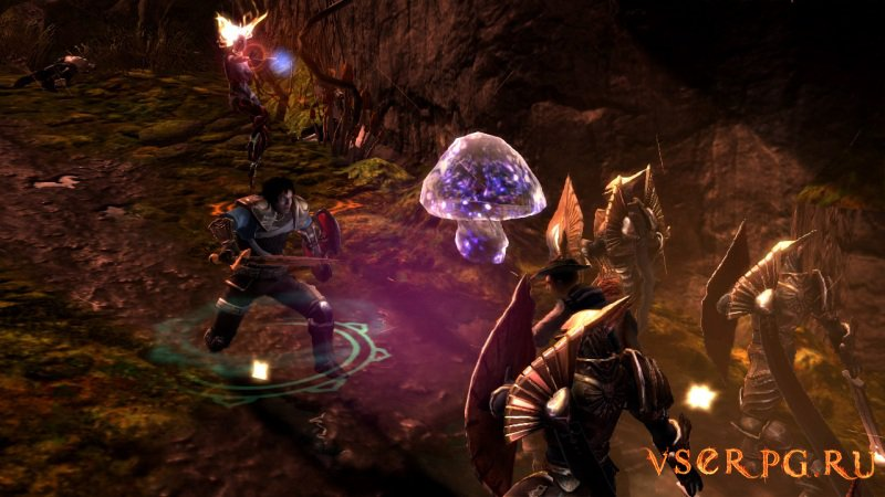 Dungeon Siege 3 screen 2