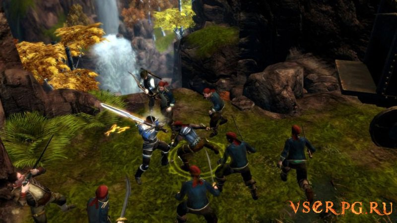 Dungeon Siege 3 screen 3