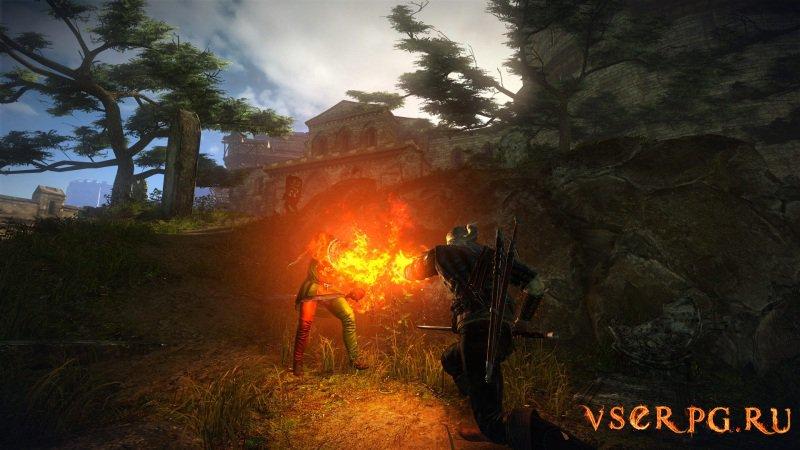 Ведьмак 2: Убийцы королей screen 2